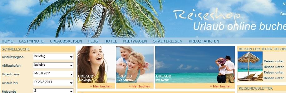 Reiseshop 2  (Travel-IT IBE)