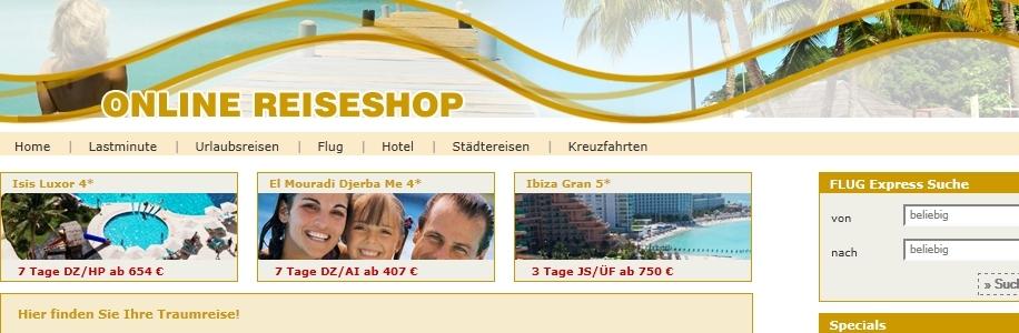Reiseshop 3  (Travel-IT IBE)