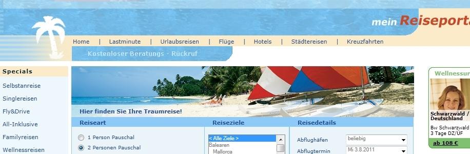 Reiseshop 4  (Travel-IT IBE)